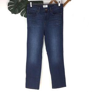 William Rast Slim Straight Blue Jeans Size 28